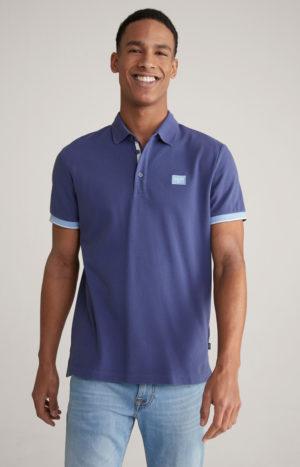 Joop! 30025569 430 vīriešu polo T-krekls zils