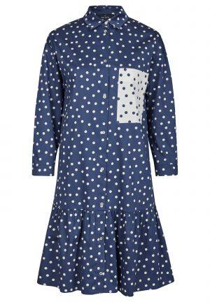 Daniel Hechter 14340 711302 690 sieviešu kleita zila