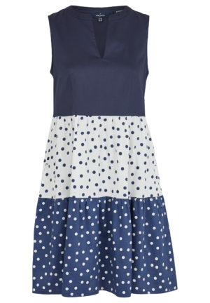 Daniel Hechter 14610 711302 10 sieviešu kleita zila