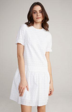 Joop! 30026487 101 sieviešu kleita baltā krāsā
