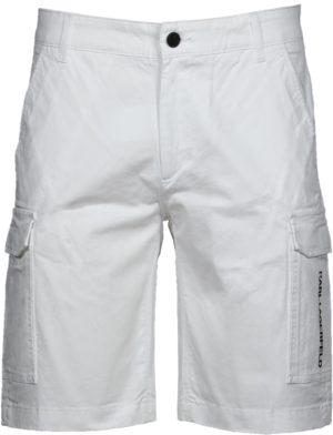 Karl Lagerfeld 255814 511890 10 vīriešu šorti balti