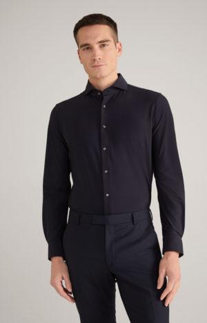 Joop! 30022862 401 vīriešu krekls tumši zils