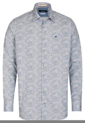 Daniel Hechter 60254 111622 635 vīriešu krekls zils