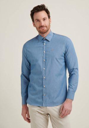 Daniel Hechter 60255 111625 630 vīriešu krekls zils