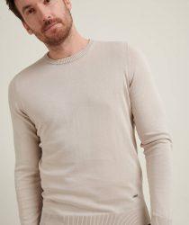 Daniel Hechter 65000 111810 410 vīriešu džemperis bēšs