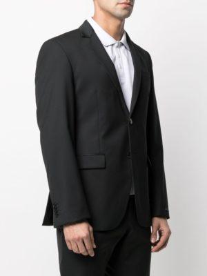 Karl Lagerfeld 155245 511083 990 vīriešu žakete melna