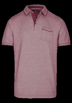 Daniel Hechter 74001 111900 270 vīriešu polo T-krekls sarkans
