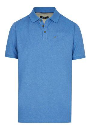 Daniel Hechter 74003 111940 635 vīriešu polo T-krekls zils