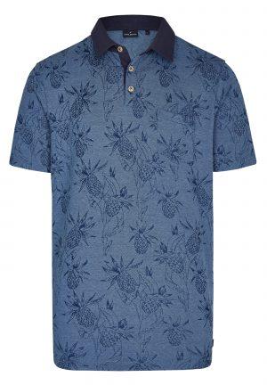 Daniel Hechter 74030 111927 640 vīriešu polo T-krekls zils