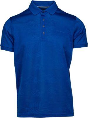 Karl Lagerfeld 745013 511215 660 vīriešu polo T-krekls zils