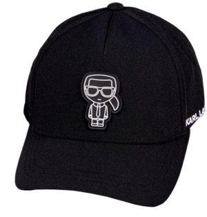 Karl Lagerfeld 805613 511118 990 vīriešu cepure melna