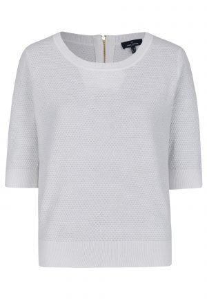 Daniel Hechter 81710 711656 60 sieviešu džemperis balts