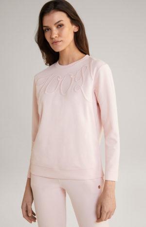 Joop! 30026711 685 sieviešu sportisks džemperis rozā