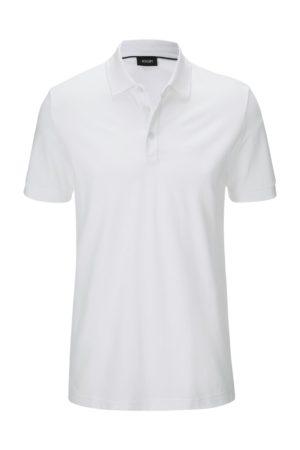 Joop! 30013368 100 vīriešu polo T-krekls balts