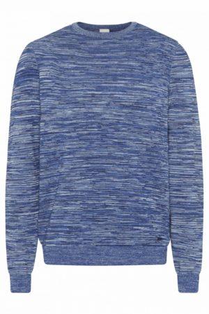 Bugatti 740075515 vīriešu džemperis zils
