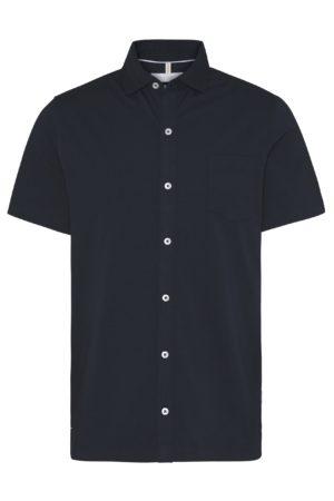 Bugatti 815175061 vīriešu krekls melns