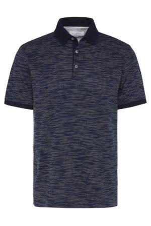 Bugatti 815075103 vīriešu polo T-krekls zils