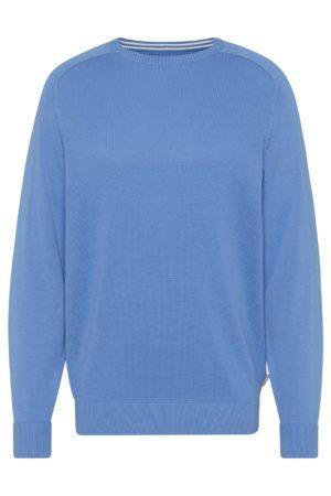 Bugatti 740075511 vīriešu džemperis zils