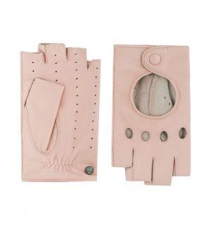 Roeckl 13013-937 316 sieviešu ādas cimdi rozā