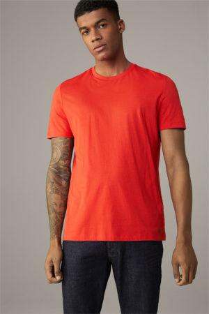 Strellson 30025981 vīriešu T-krekls sarkans