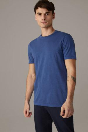 Strellson 30025899 vīriešu T-krekls zilā krāsā