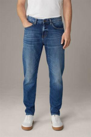 Strellson 30026803 vīriešu džinsi zilā krāsā