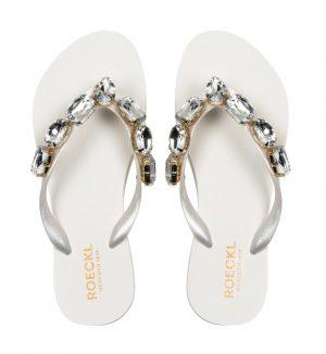 Roeckl 52111-004 100 sieviešu apavi balti