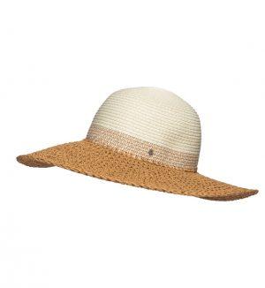 Roeckl 63032-143 714 sieviešu salmu cepure bēša
