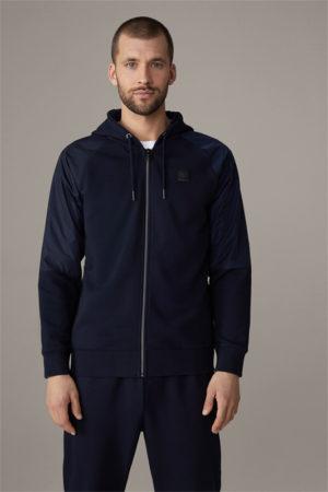 Strellson 30026104 vīriešu sportiska jaka zila
