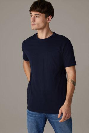 Strellson 30025896 vīriešu T-krekls zils