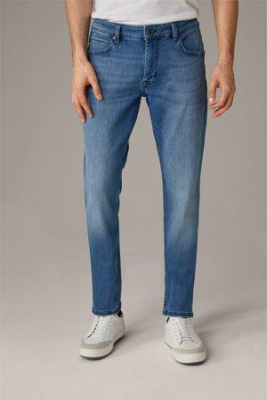 Strellson 30026786 vīriešu džinsi zili