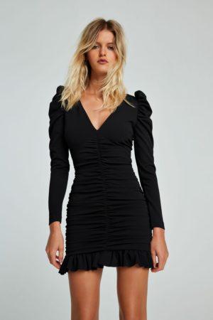 Aniye by 185661 2 sieviešu kleita melna