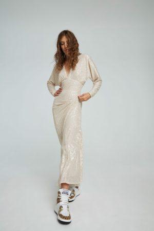 Aniye By 185706 571 sieviešu kleita bēša