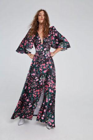 Aniye by 185817 2025 sieviešu kleita melna