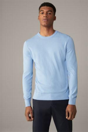 Strellson 30025763 vīriešu džemperis zils