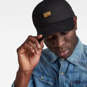 G-star D03219.C693.6484 vīriešu cepure melna