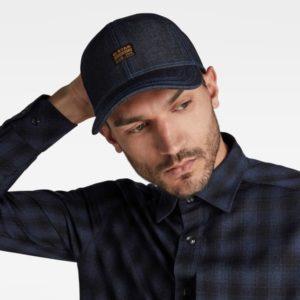 D17890.B988.001 vīriešu cepure zila
