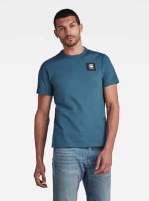 G-star D18197.C336.3490 vīriešu t-krekls zils