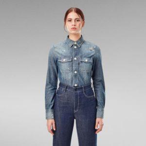 G-star D19020.C611.C244 sieviešu krekls zils