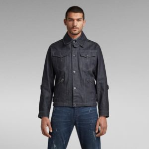 G-star D19123.B988.001 vīriešu džinsa jaka tumši zila