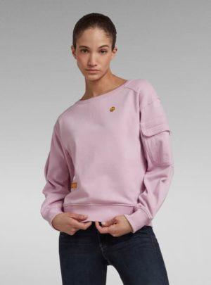 G-star D19127.A970.C340 sieviešu džemperis rozā