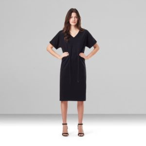 G-star D19289.B771.6484 sieviešu kleita melna
