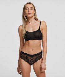 Karl Lagerfeld 211W2113 sieviešu apakšveļa melna