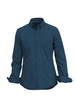 Strellson 30026181 vīriešu krekls zilā krāsā