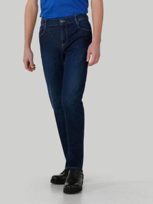 Trussardi 52J000001Y000161U290 vīriešu džinsi tumši zili