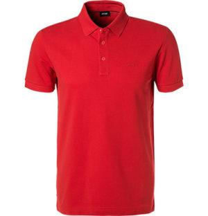Joop! 30013368 631 vīriešu polo T-krekls sarkans