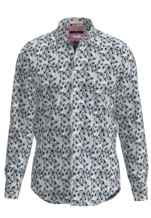 Daniel Hechter 60254 111612 645 vīriešu krekls zils