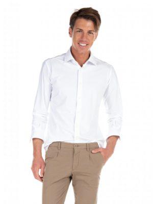 Karl Lagerfeld 605123 511622 10 vīriešu krekls balts