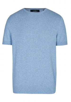 Daniel Hechter 65002 111811 640 vīriešu T-krekls zils