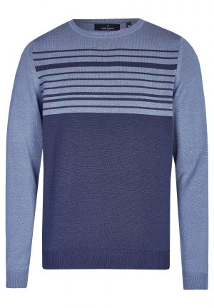Daniel Hechter 65006 111813 680 vīriešu džemperis zils